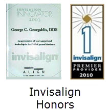 Invisalign Honors