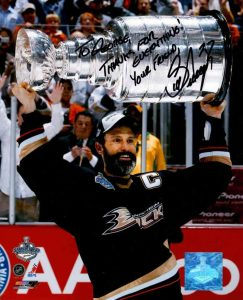 Scott Niedermayer NHL Hall of Fame