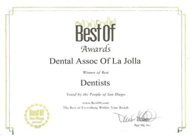 Best La Jolla Dentist