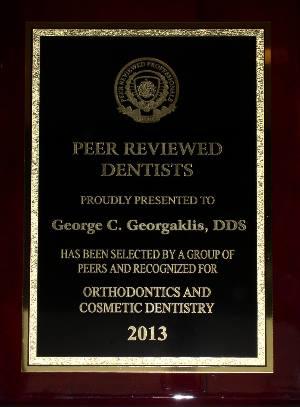San Diego Dentist AWARD 2013