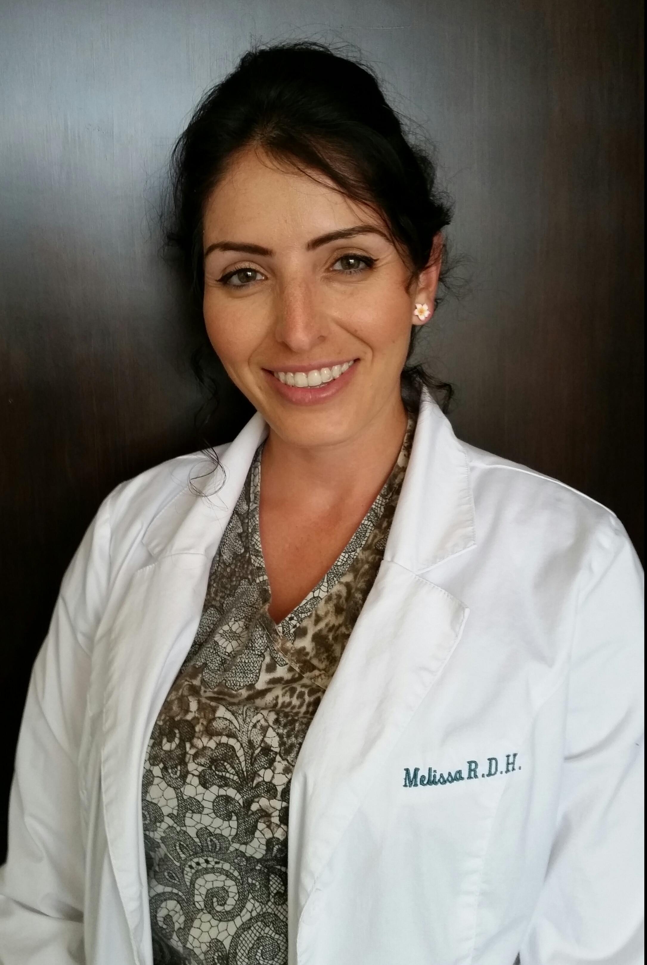 Melissa Hygienist Dr George Dds