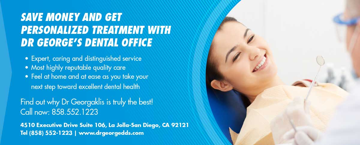 Save Money and get Personalized Treament with Dr George's Dental Office