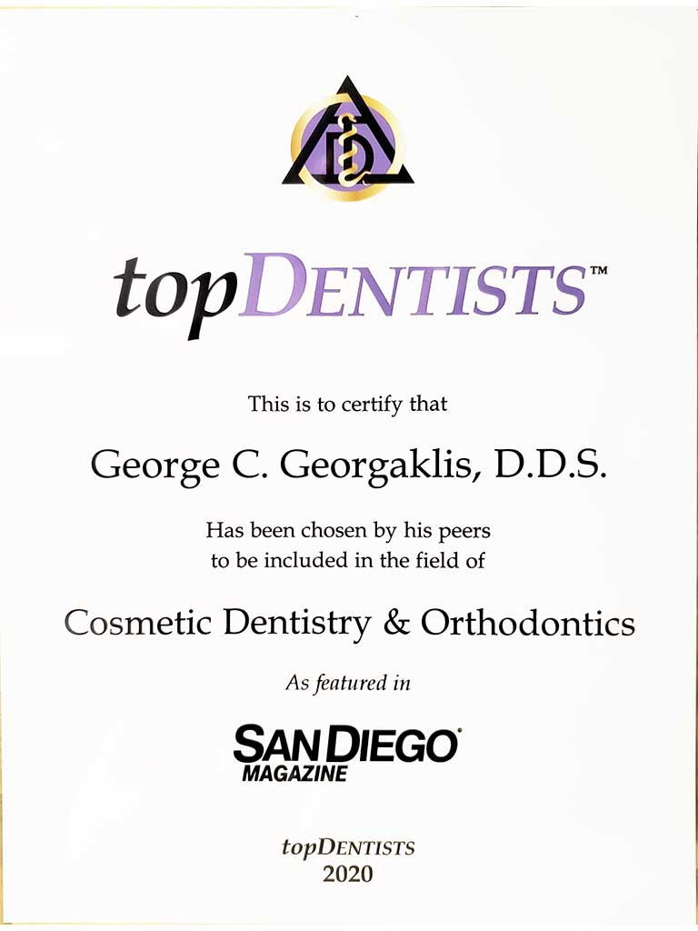 Top Dentist 2020