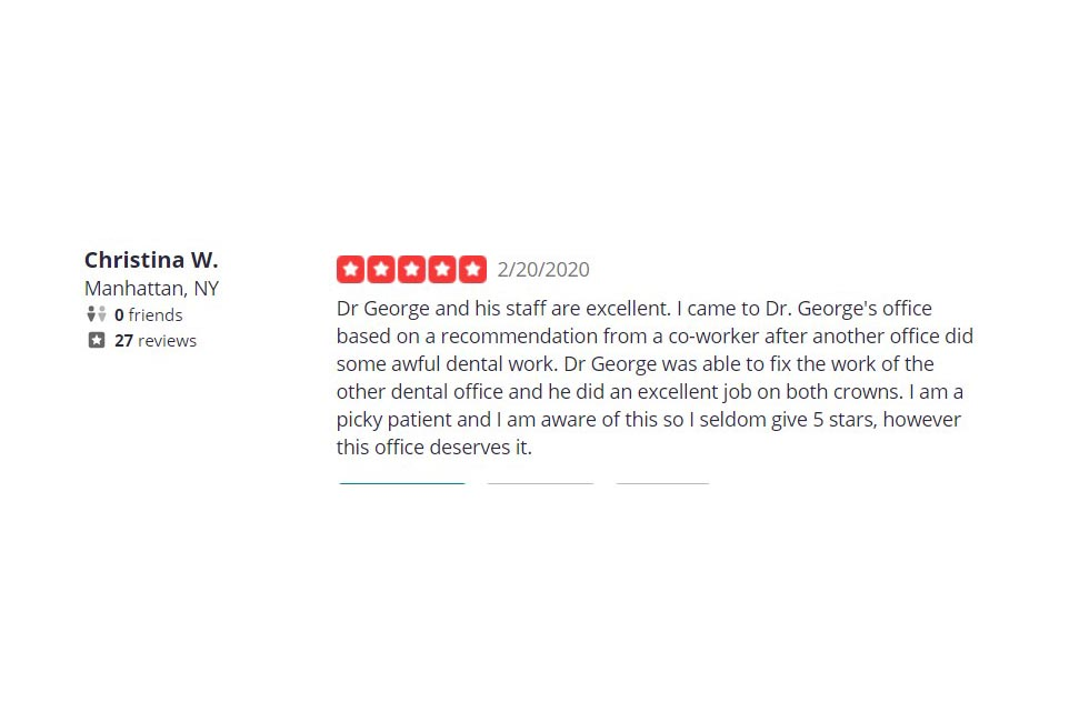 YELP FIVE STAR